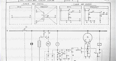 sole washing machine motor wiring diagram jeffdoedesign