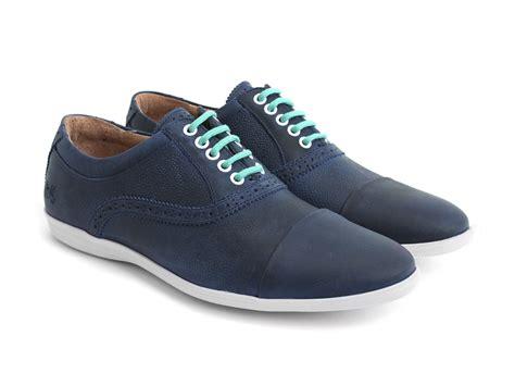 fluevog shoes fluevog shoes shop pxo blue casual capped toe oxford