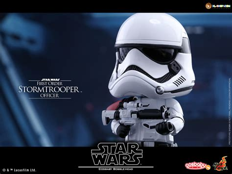 Hottoys Cosbaby Trooper Order toys cosb235 wars the awakens cosbaby bobble series 1 order
