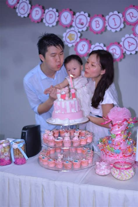 baby new year malaysia baby 1 year birthday malaysia the best venues