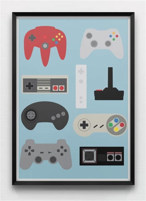 Mario Bros Wall Stickers 17 cool retro video game inspired stuff holycool net