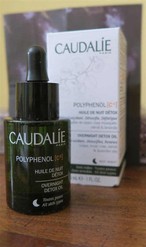 Caudalie Polyphenol C15 Overnight Detox Discontinued by Archives Gilded Magpie