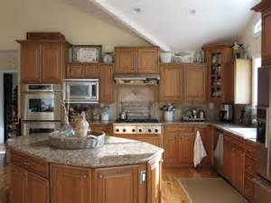 Above Kitchen Cabinet Ideas by Decorating Above Kitchen Cabinets Ideas Afreakatheart