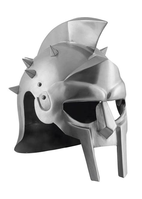 gladiator film helmet larp gladiator helmet maximus
