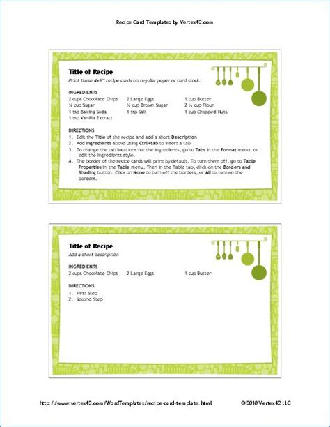 4x6 greeting card template word the world s catalog of ideas