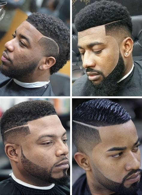 afro hairstyles with lines temp haircut with part haircuts models ideas