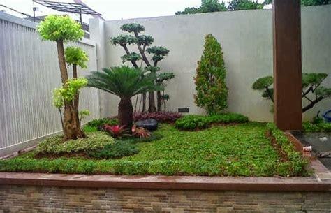 membuat taman minimalis di dalam rumah gambar taman minimalis yang sedang marak saat ini