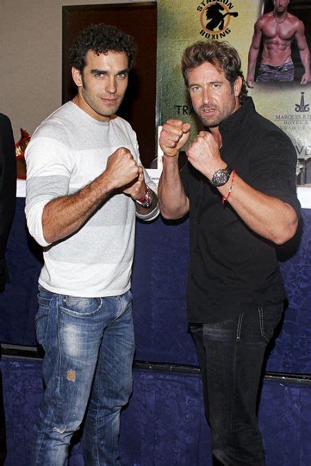 gabriel soto en boxeo gabriel soto se pone los guantes de boxeo y pelea por acapulco