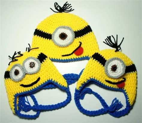 pattern crochet minion hat evil minion crochet pattern auto design tech