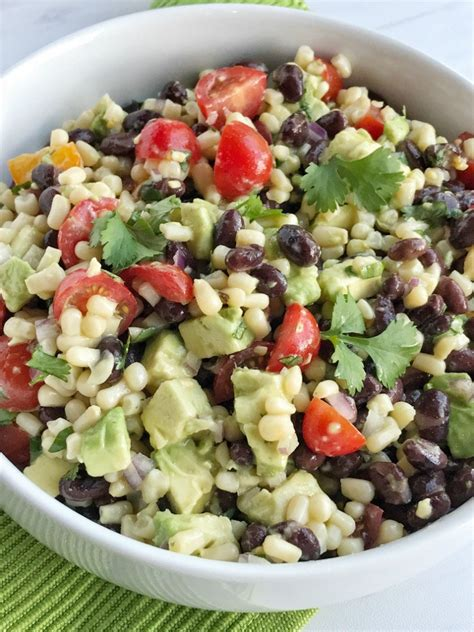 easy and delicious pasta salad fun fit and fabulous fiesta avocado salad together as family