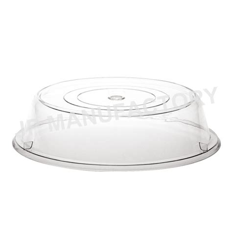 Plastic Food Cover 12 quot plastic oval plate cover buy 12 quot plastic oval plate
