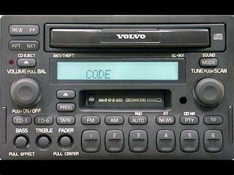 volvo sc   stereo   speaker dynamic package youtube