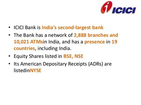 icici bank bse icici an hr perspective