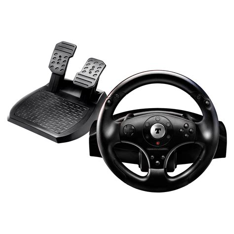 volante pc feedback thrustmaster t100 feedback racing wheel volant pc