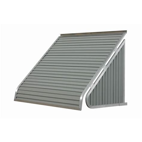 home depot awning nuimage awnings 3 ft 3500 series aluminum window awning