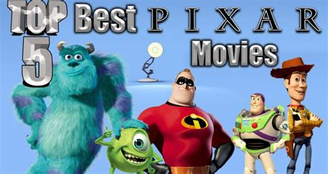 best pixar top 5 best pixar channel awesome