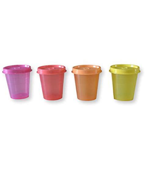 Tupperware Per Set tupperware midgets set of 4 price at flipkart snapdeal