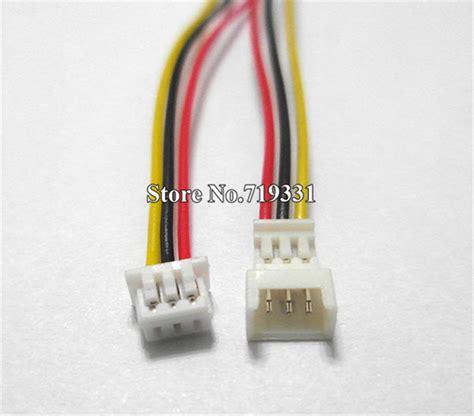3 pin socket wiring 1000pairs micro jst 1 25 3 pin connector