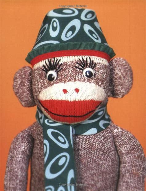 sock animals book sock monkeys co uk arne svenson warren