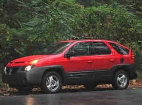 2008 Pontiac Aztek 2001 Pontiac Aztek Pictures Cargurus