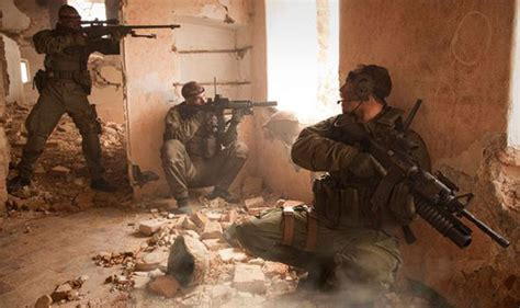 Elite Shooter New Editionjaket Bomber Army sas sniper killed three key bombers by blasting armour piercing bullets through wall