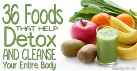 36 Foods You Need To Detox by 36 Foods That Help Detox And Cleanse Your Entire A