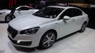 Peugeot Models Peugeot 508 2016 Models Auto Database