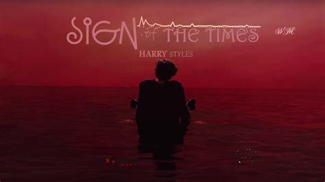 A Sign Of The Times lyrics vietsub harry styles sign of the times