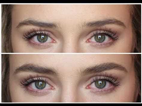 youtube tutorial eyebrow eyebrow tutorial youtube