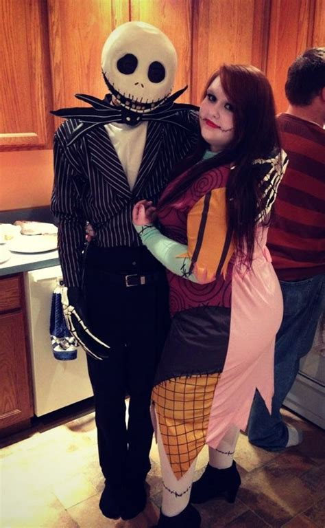 Simple Homemade Halloween Costumes For Couples