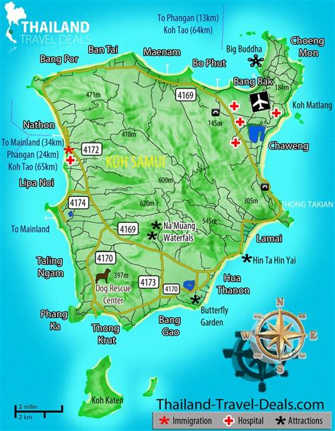 printable map koh samui 183 best images about maps of thailand on pinterest full