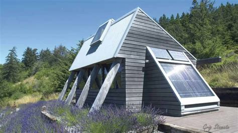 solar home solar small tiny house ideas solar powered homes youtube
