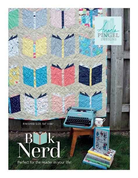quilt pattern books book nerd craftsy