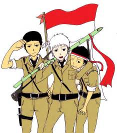 kumpulan foto dan gambar kartun hari pahlawan 10 november alfido