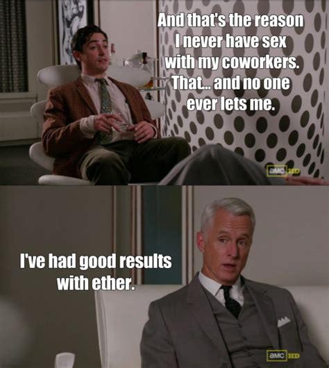 Mad Men Meme - 35 hilarious mad men archer mashup memes tv