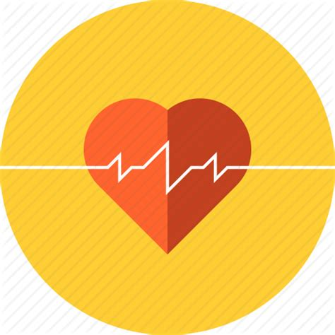 flat design icon heart iconfinder medicine and medical equipment by bloomicon