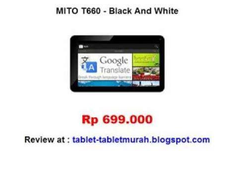 Tablet Murah Dibawah 1 Juta Mito hd mito t520 tablet android murah berkualitas dengan doovi