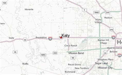 katy location guide