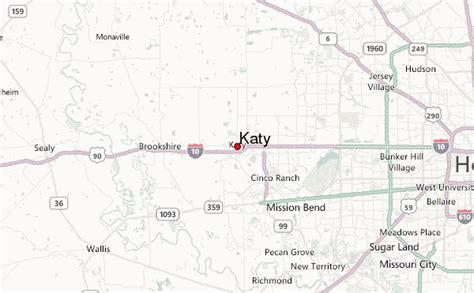 katy maps katy location guide