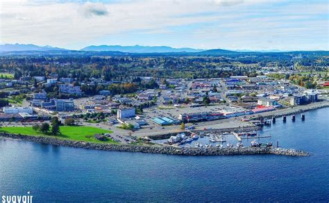 campbell river aerial photo gallery gocampbellriver com