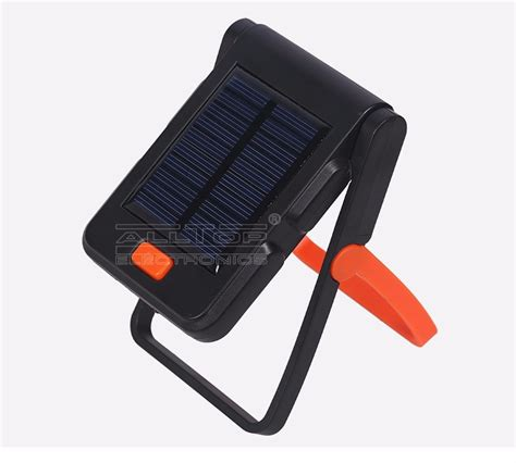 Solar Powered Reading Light 3w Rechargeable Integrated Solar Powered Bed Led Reading