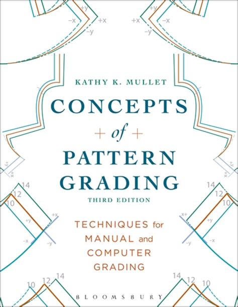 pattern grading books pdf concepts of pattern grading techniques for manual and