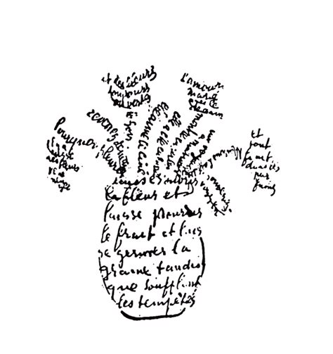 calligrammes by guillaume apollinaire calligrammes guillaume apollinaire art guillaume