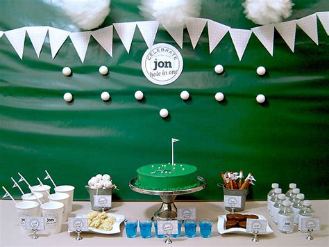 golf theme cake toppers home party theme ideas 50 milestone birthday ideas for 30th 40th 50th 60th and