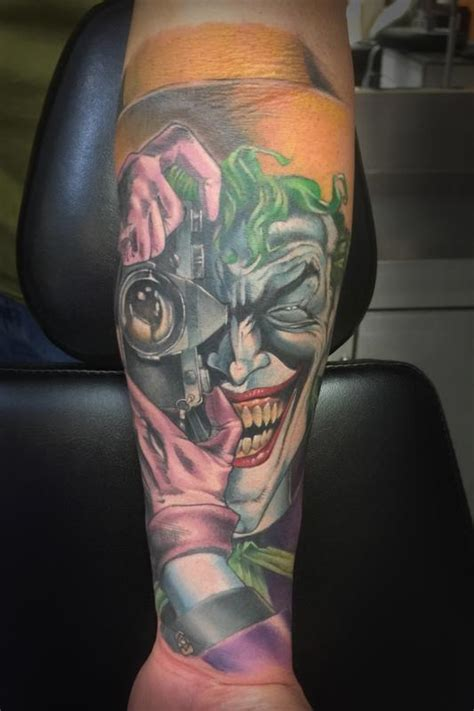 phantom 8 tattoo phantom 8 tattoos brian joker