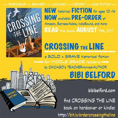 crossing lines books crossing the line bibi belford