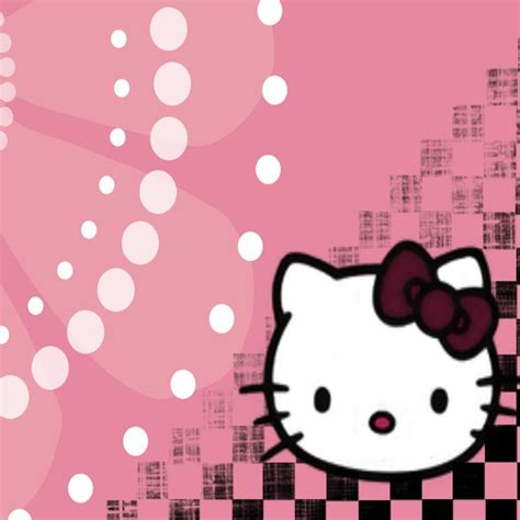 wallpaper hello kitty ipad hello kitty pink ipad wallpaper iphone fan site