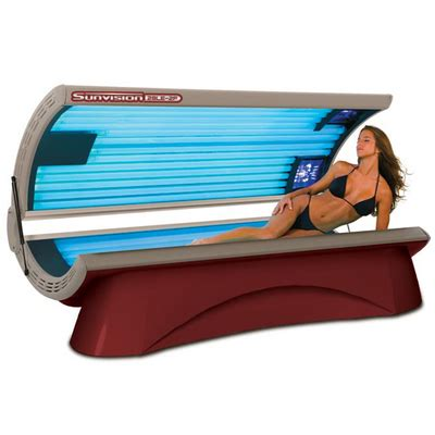 level 5 tanning bed sunvision 28le 2f by sunvision wolff system tanning beds family leisure