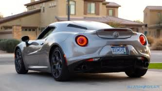 Alfa Romeo 4c Usa 2015 Alfa Romeo 4c Review Slashgear