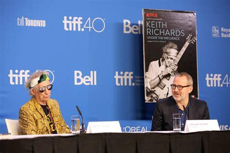 toronto film festival 2015 2015 toronto international film festival keith richards